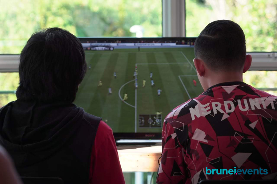 Champion of PS4 FIFA 19 to represent Brunei in Asia tournament