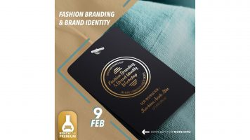 Fashion Branding And Brand Identity Workshop