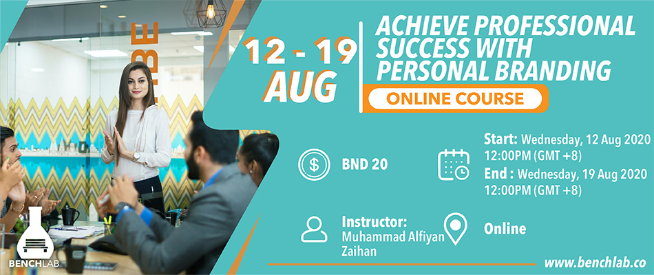 Achieve Professional Success With Personal Branding Online Course