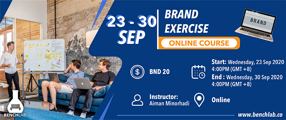 Brand Exercise Online Course