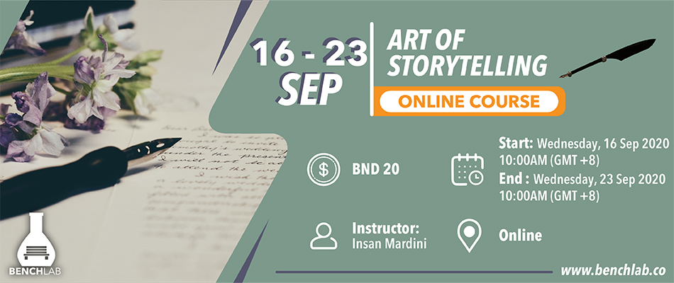 Art of Storytelling Online Course